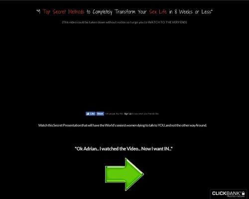 The T8 – Incredible Conversions For Male Traffic