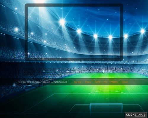 The Soccer Game Improvement System