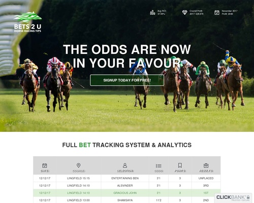 Bets 2 U – Premier Betting Tips, Betting Strategies with high rewards