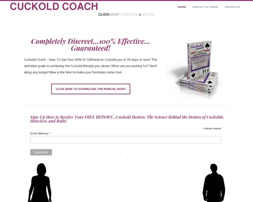 Cuckold Coach – Get your wife to cuckold you.