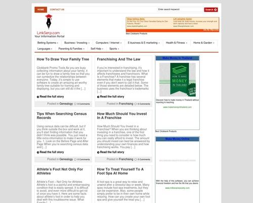 Linkserp.com – Get High-quality 3 Way Links And One-way Inbound Links