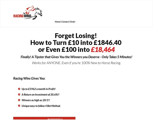 Race King – New Horse Racing Launch!