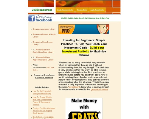 Money Making Business Ideas – Creative Ways to Make Money – Ideas to Make Money – Work At Home Career Ideas – How to Make Money –  Make Money – 247Broadstreet.com