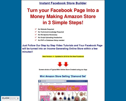 AmzCatalog Creator | Amazon Affiliate Catalog Creator Software