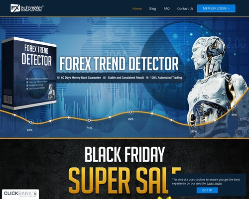 FOREX TREND DETECTOR – THE OFFICIAL WEBSITE