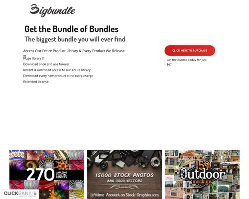 BigBundle: The biggest bundle of images you will ever find!