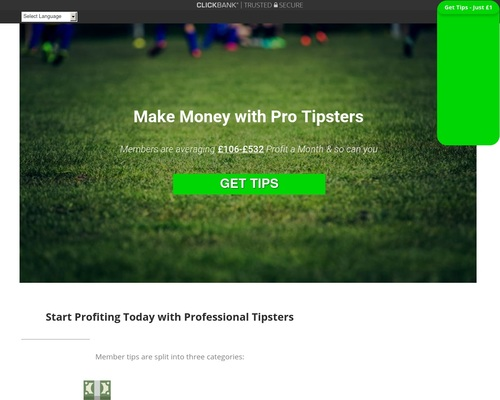 King Football Tips: Make Profits with Daily Football Tips