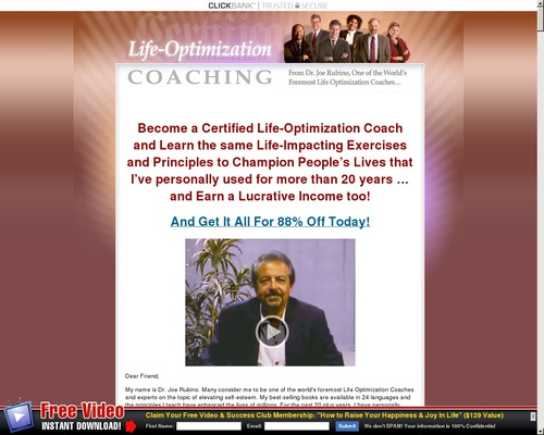 Best Certified Life Coaching Program, Life Coach Certification Online – lifeoptimizationcoaching.com