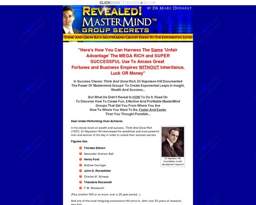 MasterMind Groups – How To Create A Fun, Effective And Profitable Master Mind Group