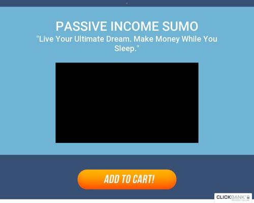Passive Income Sumo